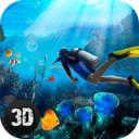 水下生存模拟